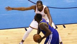 Un asistente de los Warriors asegura que esperan mucho de Durant… ¡en defensa!