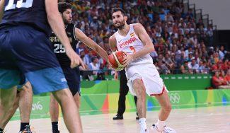 Rudy habla del Eurobasket y de su futuro: «Me gustaría seguir en el Madrid»