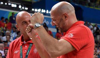 """Djordjevic quiere valientes ante USA: """"Hay que salir a ganar. Deben elegir lo que quieren"""""""