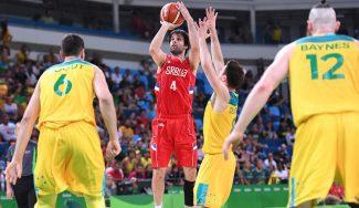 Serbia se venga de Australia y reeditará en Río la final del último Mundial ante USA