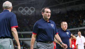 """Coach K avisa antes del duelo con Australia: """"Pueden ganarnos, son muy buenos"""""""