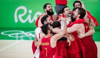 Llull, Calde, Chacho, Felipe y Navarro. ¿Qué han dicho los protas del bronce olímpico?