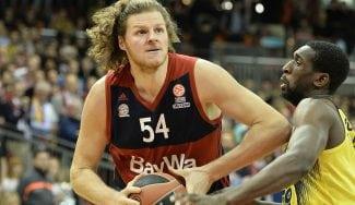 El Valencia Basket pretende a John Bryant, pívot estadounidense del Bayern Múnich