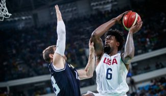 ¿Campeón olímpico o NBA? DeAndre Jordan no duda: «El oro está por encima del anillo»