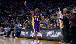 Kobe Bryant: «Nunca voy a regresar a las canchas»