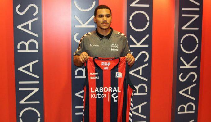 """Larkin, a reivindicarse en el Baskonia: """"Nunca me han tenido en cuenta en mi carrera"""""""
