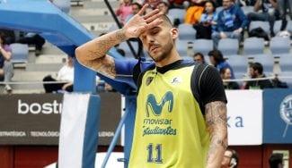 Nacho Martín no renueva con el Estudiantes. ¿Se marcha al Aris o se queda en el Andorra?