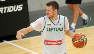 El Joventut ficha a Sarunas Vasiliauskas. Así juega este base internacional lituano (Vídeo)
