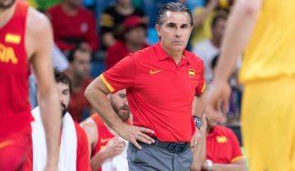 Scariolo desvela en el Jr NBA Gigantes Camp la lista de 11 fijos de España en el Eurobasket