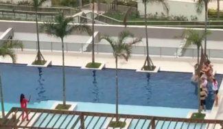 """Cruz: """"Se me ha aparecido la Virgen"""". España celebra el pase a semis en la piscina (Vídeo)"""