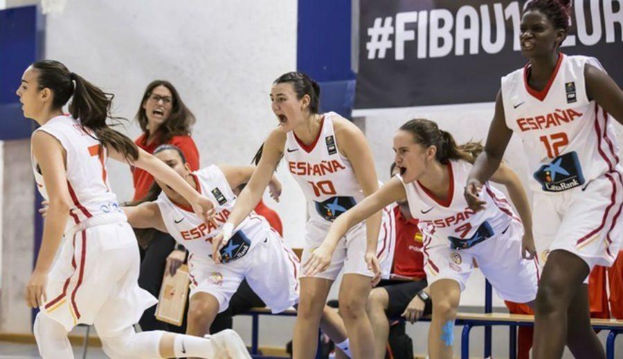 ¡A semis! España vence a República Checa con una gran Ainhoa Lacorzana. Revívelo aquí (Vídeo)