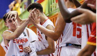 Otro gran triunfo: la Sub-16 puede con Montenegro y jugará ante Turquía las semis del Europeo