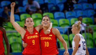 La Selección Española gana a Serbia en el debut de los Juegos: Xargay y Cruz, claves
