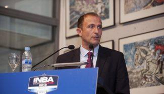 Desembarco de la NBA en España: «Vamos a abrir dos Cafés más y una oficina»