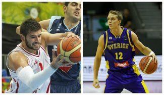 Los ACB Dubljevic y Hakanson cierran el Preeuropeo con sus mejores partidos (Vídeos)