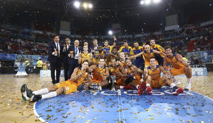¡Histórico primer título! El Granca conquista la Supercopa liderado por McCalebb (Vídeo)