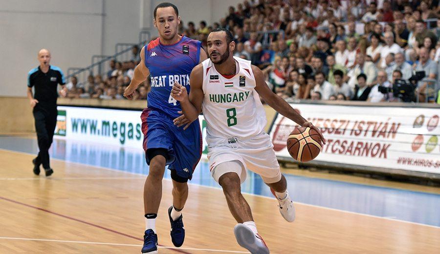 Preeuropeo: Hanga lidera a Hungría con seis triples y 32 puntos ante Ben Gordon (Vídeo)