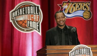 «Quería ser Jordan». Iverson, al Hall of Fame con una curiosa anécdota con Tyronn Lue