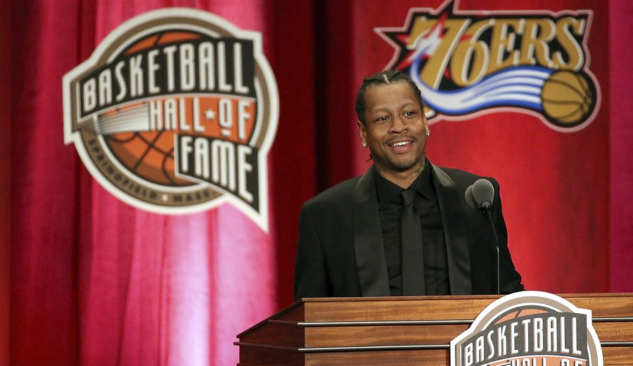"""""""Quería ser Jordan"""". Iverson, al Hall of Fame con una curiosa anécdota con Tyronn Lue"""