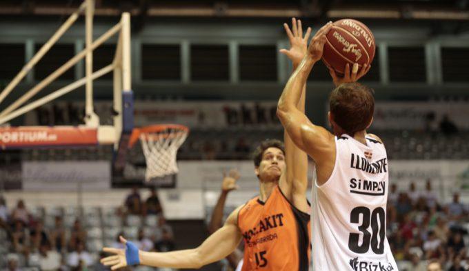 El base Sergio Llorente se queda en la ACB: seguirá en el Bilbao hasta final de temporada