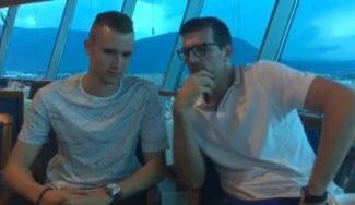 Teletovic hace las paces con Musa pero el seleccionador raja de él y lo aparta (Vídeo)