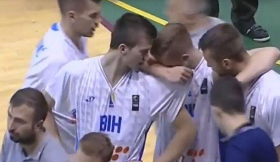 Rusia, rumbo al Eurobasket con lío en el rival: Teletovic hace llorar al joven Musa (Vídeo)