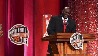 «Kobe me empujó a ganar tres títulos y fuera del equipo». Así entra Shaq al Hall of Fame