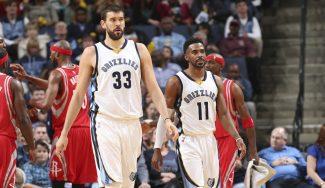 Los Grizzlies anuncian que Marc Gasol jugará el partidillo de inicio de pretemporada