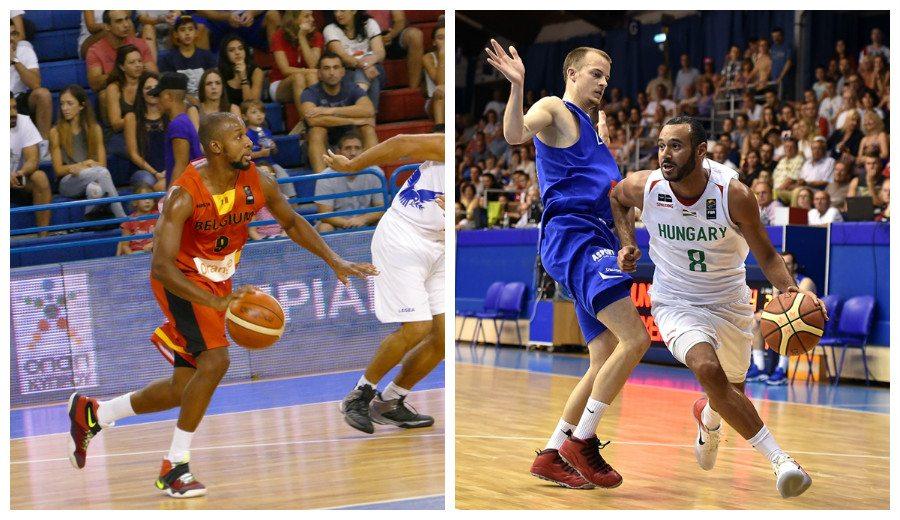 Tabu y Hanga brillan: Bélgica, Hungría, Eslovenia y Montenegro, al Eurobasket 2017