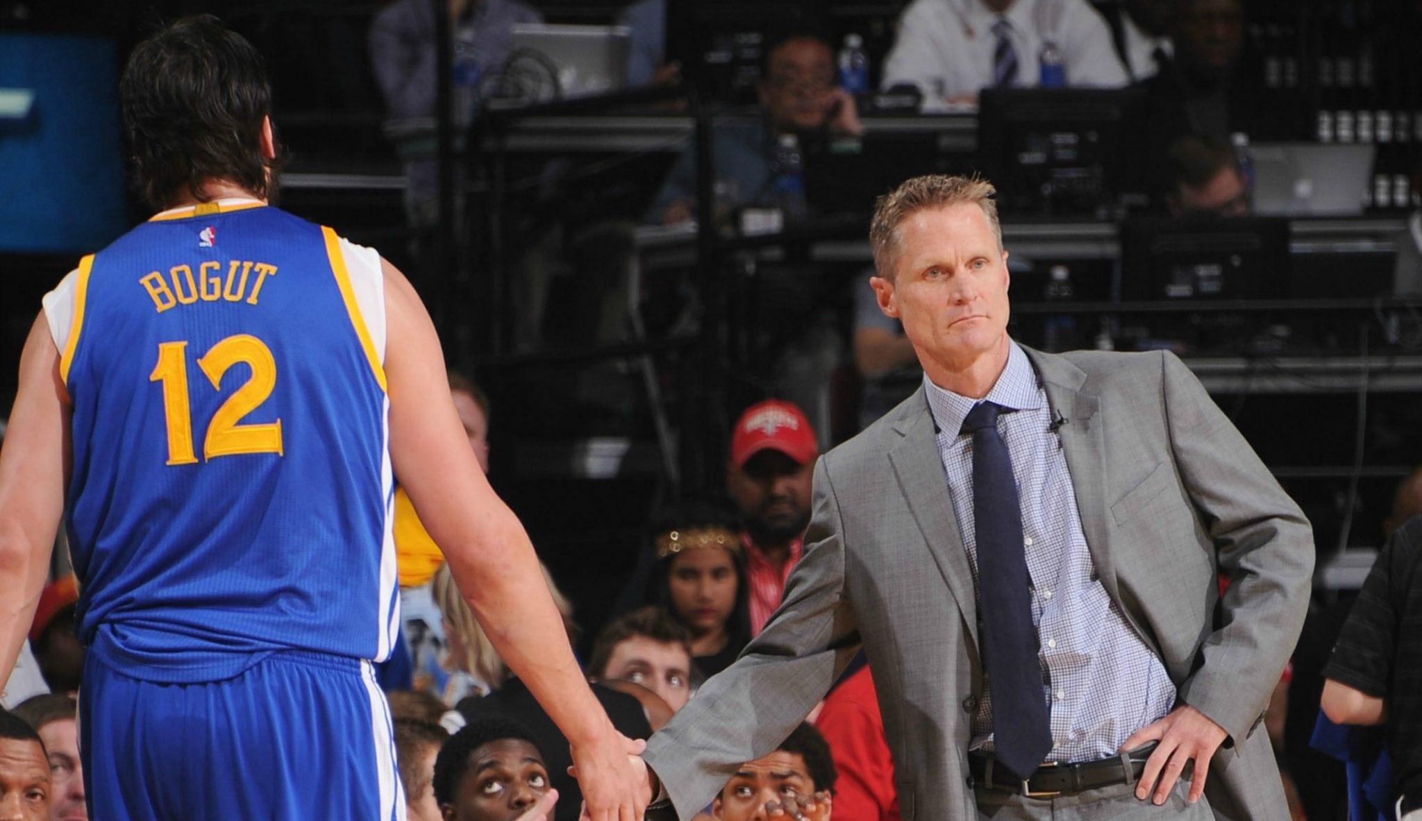 Andrew Bogut vuelve a los Warriors, el equipo con el que fue campeón de la NBA