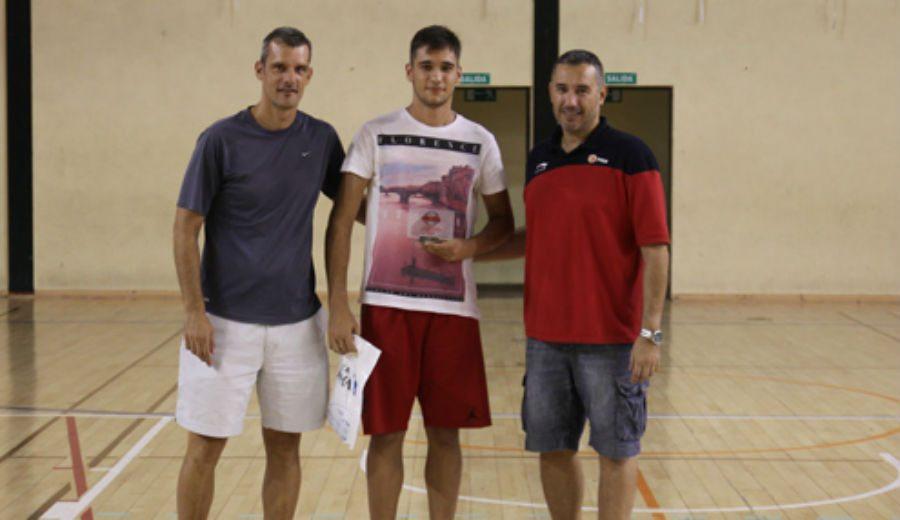 Conoce cómo juega David Monjas, MVP del Torneo Élite de Villalba con Torrelodones (Vídeo)