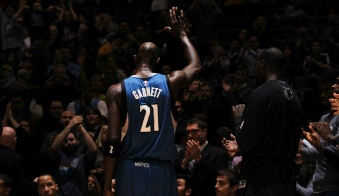 "Garnett se retira tras 21 temporadas: ""Estoy agradecido, no tengo palabras"" (Vídeos)"