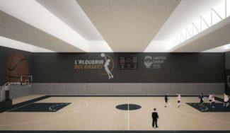 ¡Impresionante! L'Alqueria del Basket, la nueva casa de la cantera del Valencia (Vídeo)
