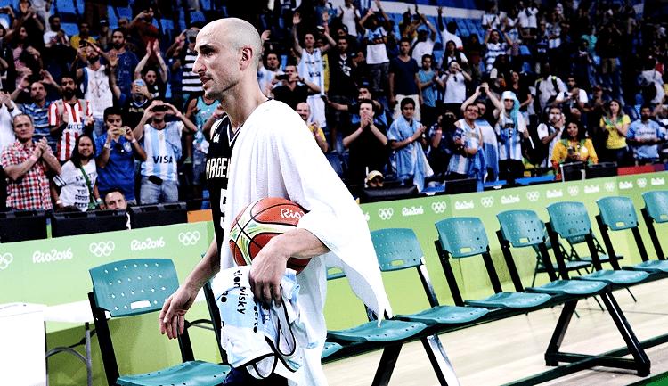 """Ginóbili repasa en su blog la experiencia de sus cuartos Juegos: """"Muy intenso todo"""""""