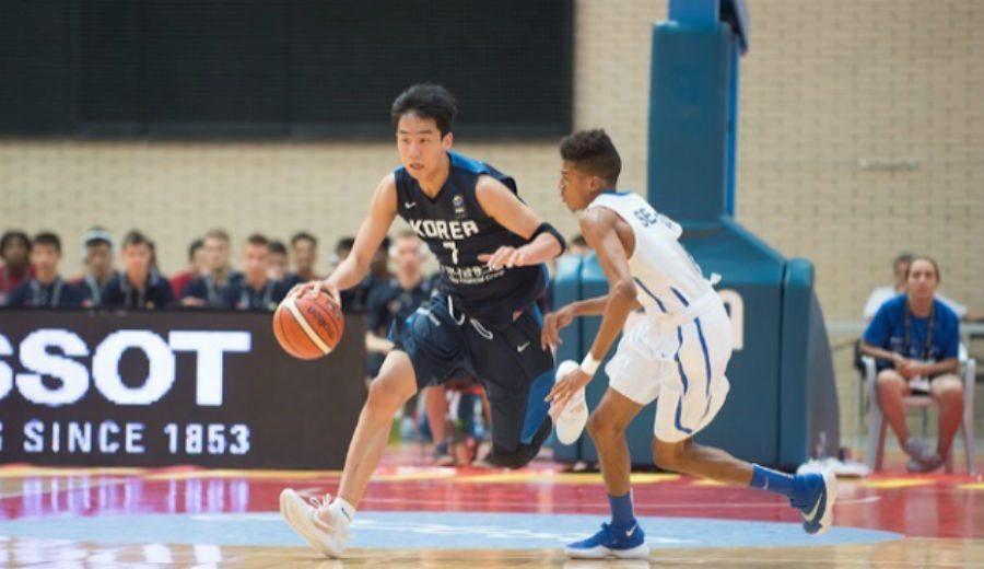 El junior coreano Yang JaeMin jugará en Torrelodones: mirale en acción (Vídeo)