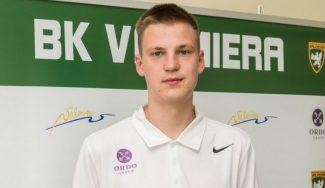 Del Madrid al Fuenlabrada: el internacional letón Anrijs Miska cambia de equipo. Así juega (Vídeo)
