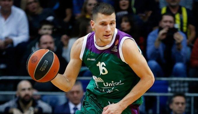 """Nedovic quiere liderar al Unicaja para volver a la NBA: """"Es el reto de todos los jugadores"""""""