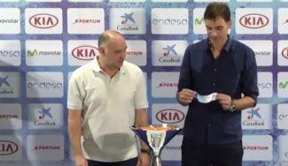 Supercopa ACB: Madrid-Barça, duelo de semis; el anfitrión Baskonia, ante el Granca