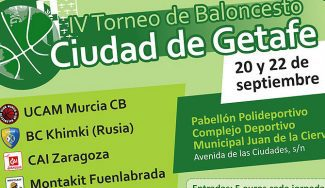 Sigue el Torneo de Getafe: Khimki-Fuenla y UCAM Murcia-CAI, en directo aquí (Streaming)