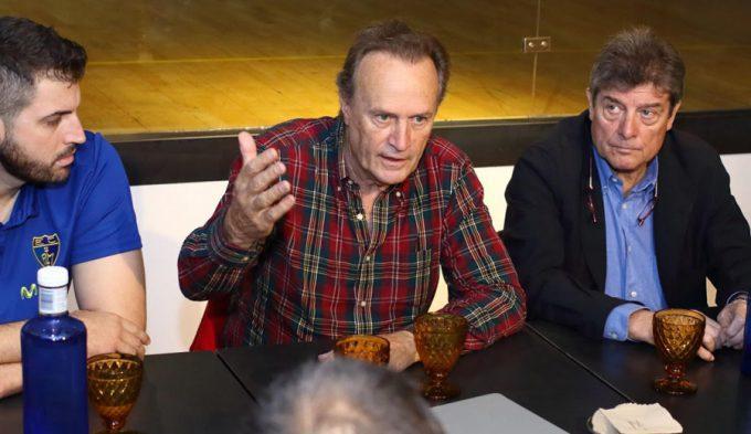 """Aíto, sobre los cupos: """"El español debe salir porque sea mejor que el francés o el letón"""""""