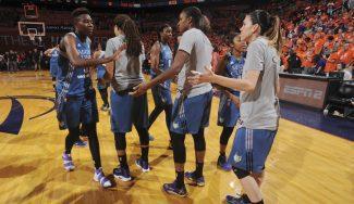 Anna Cruz repite Final de la WNBA: las Lynx eliminan a las Mercury de Xargay (Vídeo)