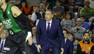 Cuspinera, crítico con su Fuenla: «Entendimos el partido 6 minutos, luego jugamos andando»