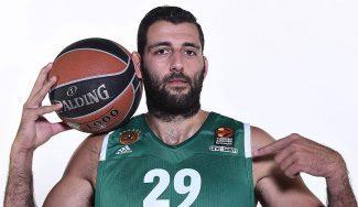 Bourousis explica su «no» a la NBA: «Quería 2 años, y solo me llegaron ofertas por uno»