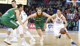 """Heurtel, tras el inicio 0-2 del Anadolu Efes en Euroliga: """"Estoy jugando mi peor baloncesto"""""""