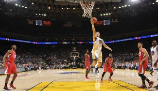 Los nuevos Warriors ya se exhiben: paliza a los Clippers con recital de Thompson (Vídeos)