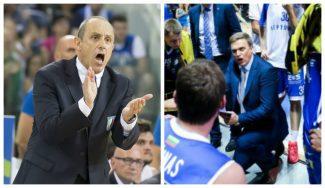 Selecciones: Messina quiere seguir al frente de Italia; Adomaitis, favorito para Lituania