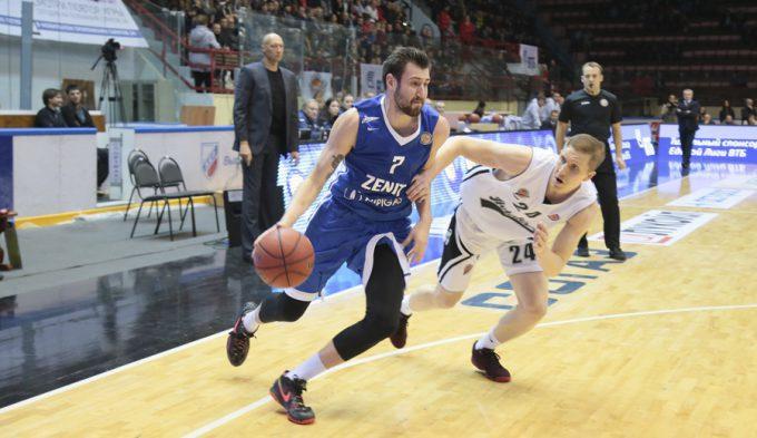 Es el próximo rival del Murcia: Karasev firma su mejor partido tras volver de la NBA (Vídeo)