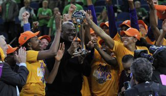 Las Sparks, campeonas WNBA: un rebote de Ogwumike deja a Cruz sin anillo (Vídeos)