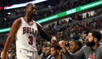 Wade brilla y Mirotic cumple en el estreno de los Bulls: repasa sus actuaciones (Vídeos)