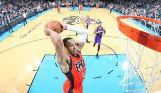 Abrines aprovecha 3 minutos en otro recital de Westbrook: triple-doble y victoria (Vídeos)